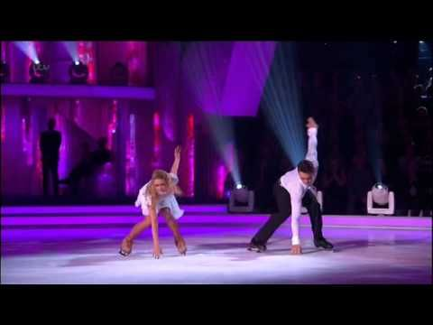 ▶ Dancing on Ice 2014 Ray Quinn & Maria. Semi Final Skate Off