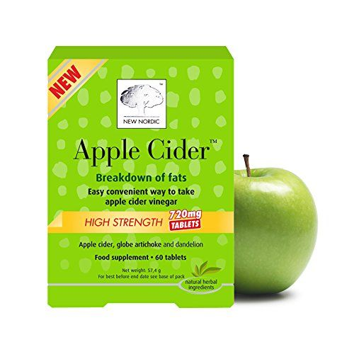 New Nordic Apple Cider High Strength Food Supplement - Pack of 60 Tablets - http://weight-loss.mugambogroup.com/new-nordic-apple-cider-high-strength-food-supplement-pack-of-60-tablets/