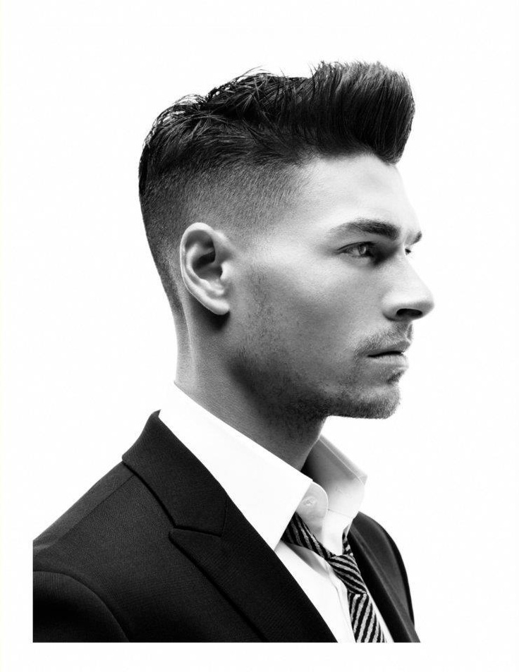 Tremendous 1000 Images About Men39S Hairstyle On Pinterest Men Hair Cuts Short Hairstyles Gunalazisus