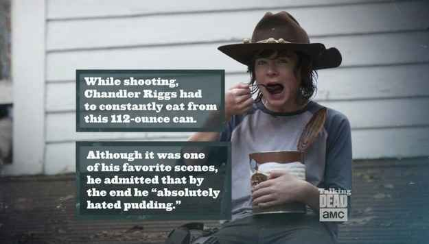"""44 Things You Didn't Know About """"The Walking Dead"""