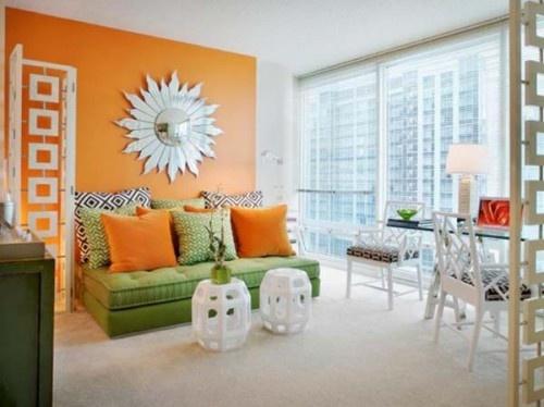 Orange Living Room Ideas 64 best orange living room images on pinterest | orange living