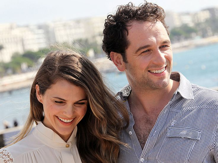 Keri Russell & Matthew Rhys: Inside Their Love Story  Babies, Couples, The Americans, People Picks, TV News, Keri Russell, Matthew Rhys