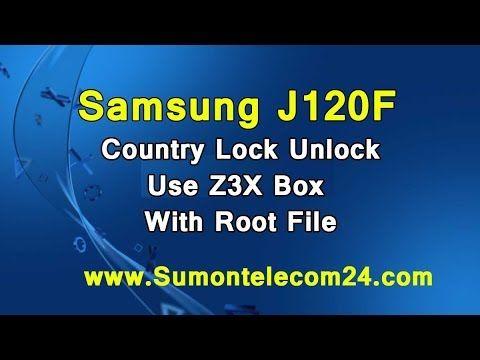 Samsung J120F Us Z3x With Root File Network Lock Unlock