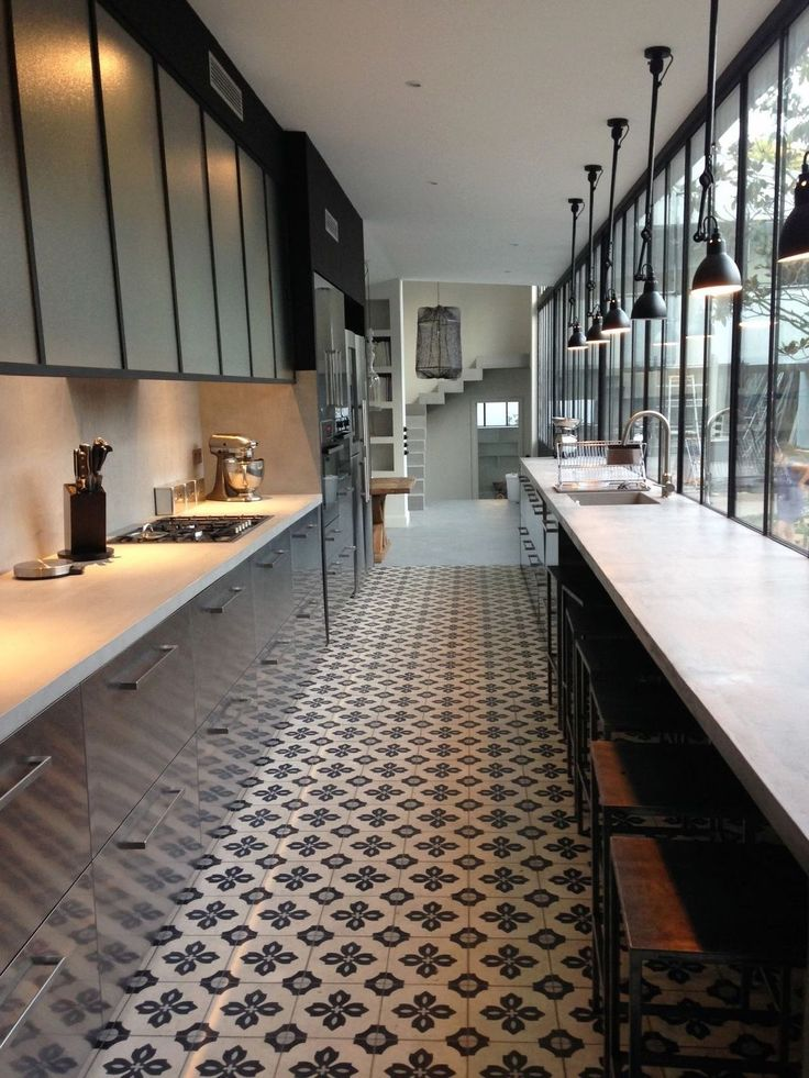 images of kitchen flooring les 25 meilleures id 233 es de la cat 233 gorie sol en damier sur 4637