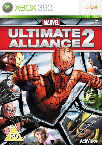 Marvel Ultimate Alliance 2 (Xbox 360) - http://www.cheaptohome.co.uk/marvel-ultimate-alliance-2-xbox-360/