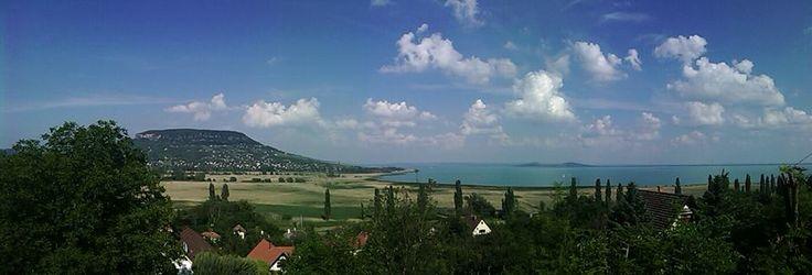 .Balaton. Hungary