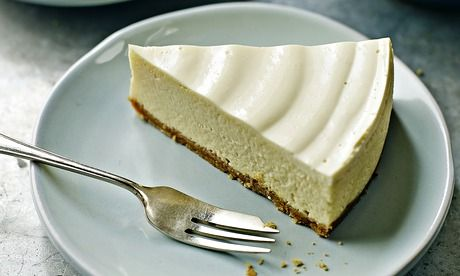 Nigella's London cheesecake and other favourite recipes. Photograph: Martin Poole