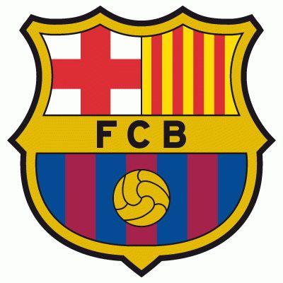 FC Barcelona Primary Logo () -