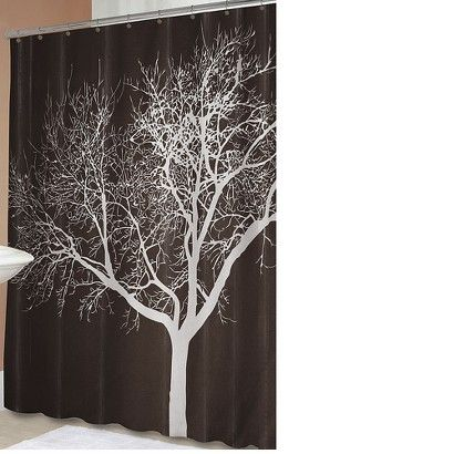 Tree Shower Curtain at Target