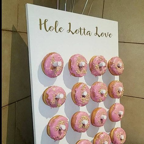 Download Hole Lotta Love Decal for Donut Board - Donut Display in ...