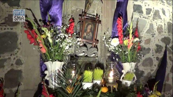 San Miguel de Allende, Gto Altares de Viernes de Dolores 2013 Portalsma.mx