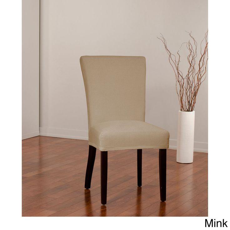 85 best dinning chair covers images on Pinterest   Abdeckungen für ...