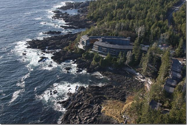 Black Rock Resort, Ucluelet BC