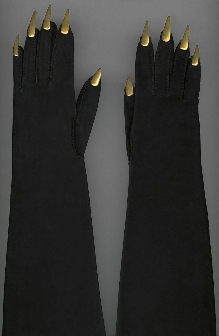 1934 1ers accessoires 39 surr alistes 39 de la maison de for Ayzel maison de couture