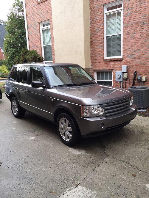 2007 Land Rover Range Rover - Atlanta, GA #7306641414 Oncedriven