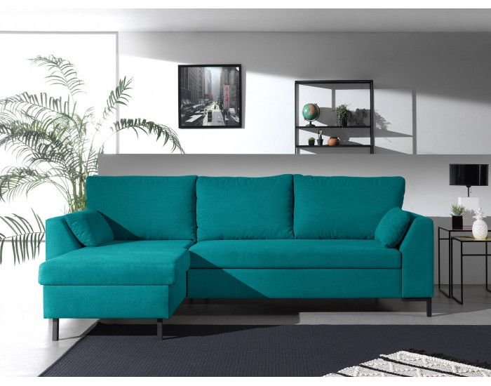 Montana Canape D Angle Reversible Convertible En Tissu Canape Angle Decoration Salon Et Meuble Gifi