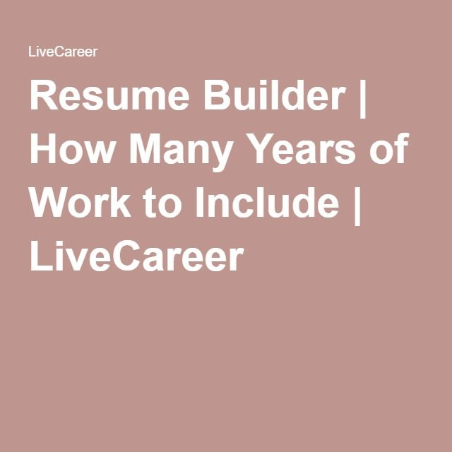 91 best Resumes images on Pinterest Resume, Job search and - livecareer phone number