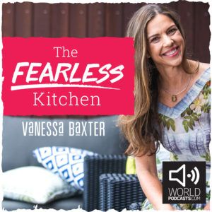 The Fearless Kitchen Podcast 45: The Rebrand/Solo Episode - World Podcasts