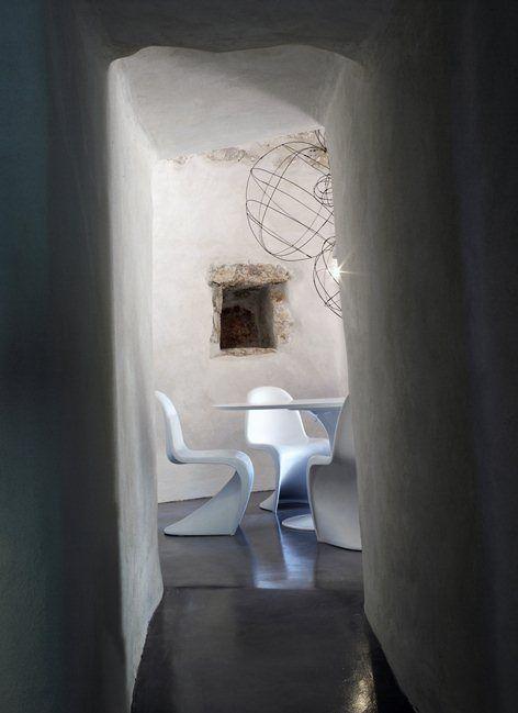 Progetto di recupero di un fabbricato rurale nella campagna salentina, Morciano di Leuca, 2008 - Luca Zanaroli architetto