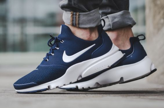 buy online 810a6 c3ac4 The New Nike Air Presto Fly Also Debuts In Midnight Navy   Nike Free   Nike  outfits, Nike, Sneakers nike
