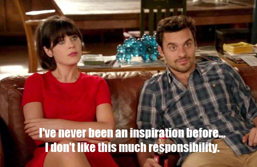 Zooey Deschanel Photos: New Girl Season 2 Episode 4