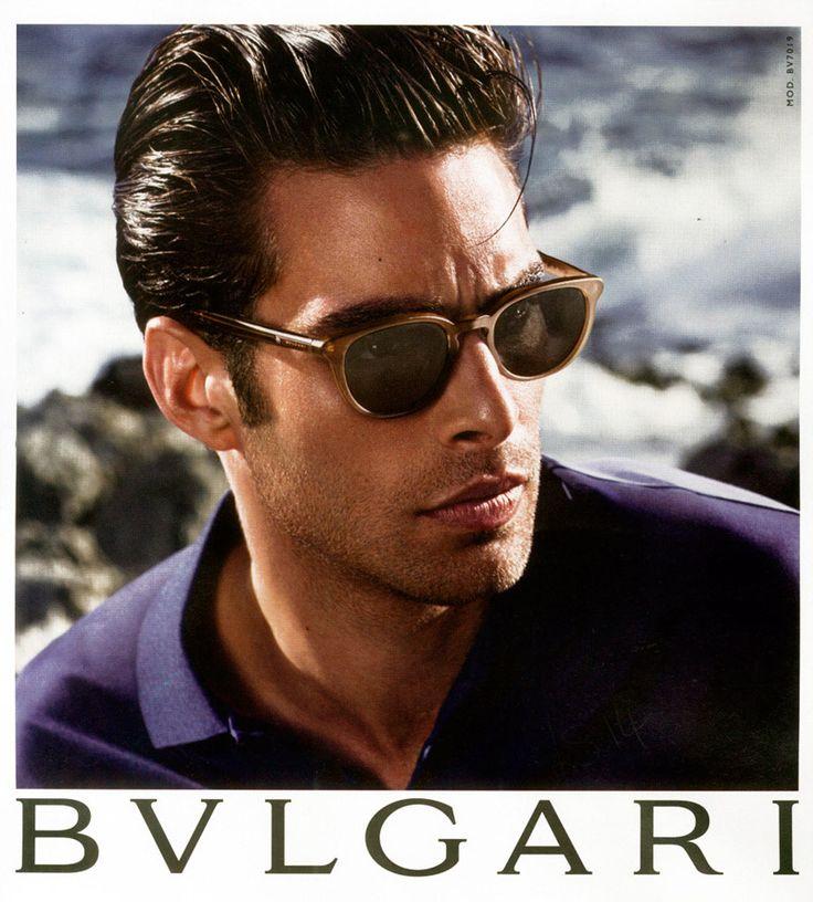 BVLGARI Spring/Summer 2014 Eyewear Campaign