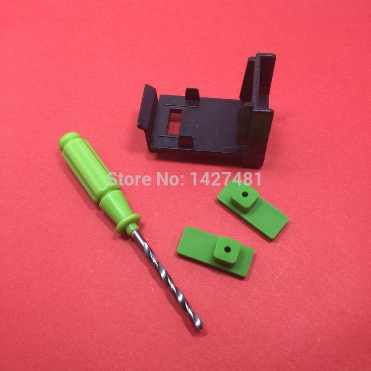$5.64 (Buy here: https://alitems.com/g/1e8d114494ebda23ff8b16525dc3e8/?i=5&ulp=https%3A%2F%2Fwww.aliexpress.com%2Fitem%2F4pcs-Universal-DIY-CISS-Refill-Tool-Green-Pad-CISS-Drill-for-HP-Canon-inkjet-Printer%2F32771234077.html ) 4pcs Universal DIY CISS Refill Tool + Green Pad + CISS Drill for HP Canon inkjet Printer  for just $5.64