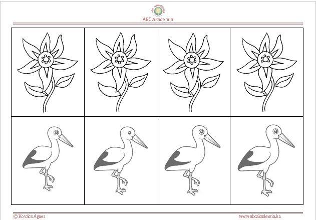 tavaszi rajzolós