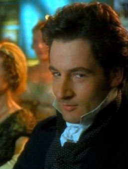 Jeremy Northam.  An Austen bf.  My favourite Mr Knightly.....but not my fav Emma.