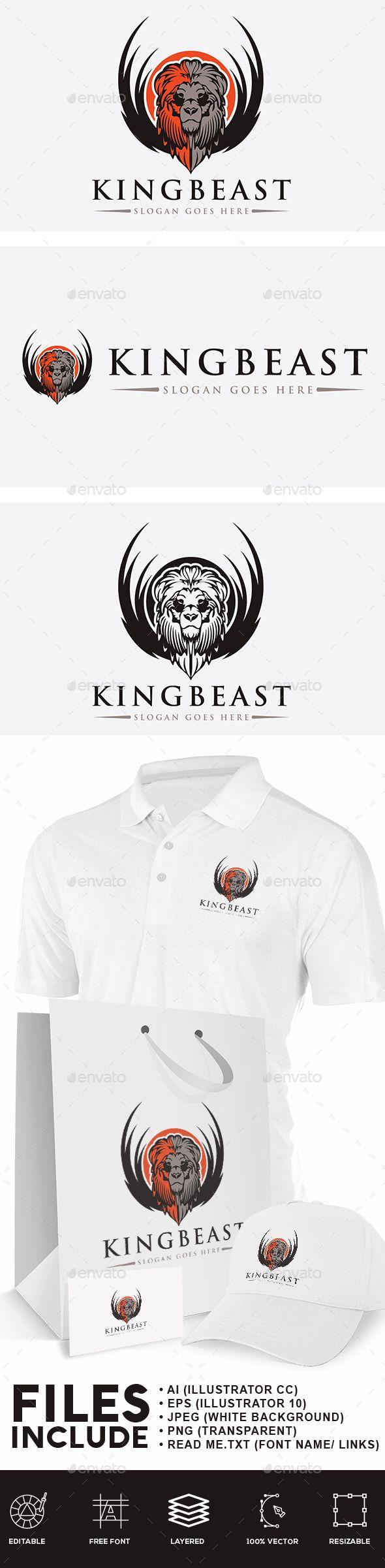 King Beast Logo