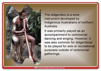 Aboriginal Posters - Aussie Childcare Network