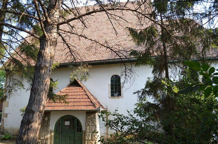 Magyarvista, református templom