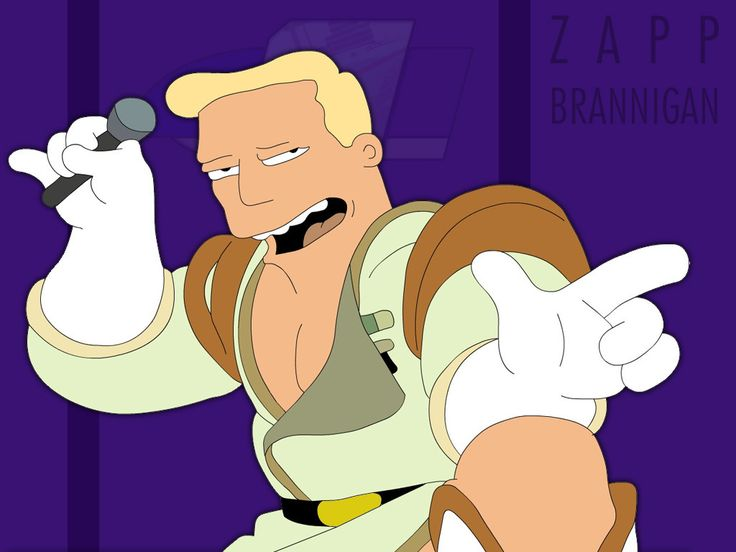 Zapp Brannigan, Thats YOU when you texted about the sexiness stuff @Elizabeth Gonzalez