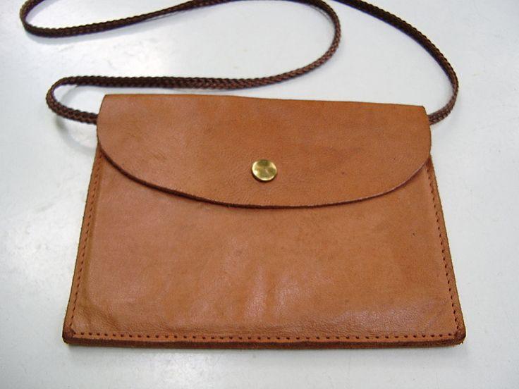 Vintage Portemonnaies - Brusttasche, Brustbeutel, Geldbörse, Vintage - ein Designerstück von Speicherfunde bei DaWanda
