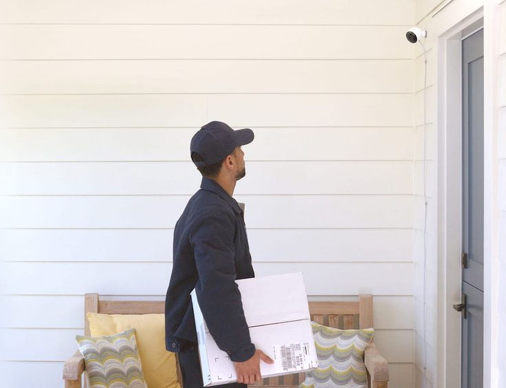 Todayu0027s Smart Security Cameras Can Help You With Every Delivery! Donu0027t Let  Your
