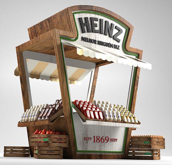 Heinz Melhor Ninguém Faz on Behance                                                                                                                                                                                 More
