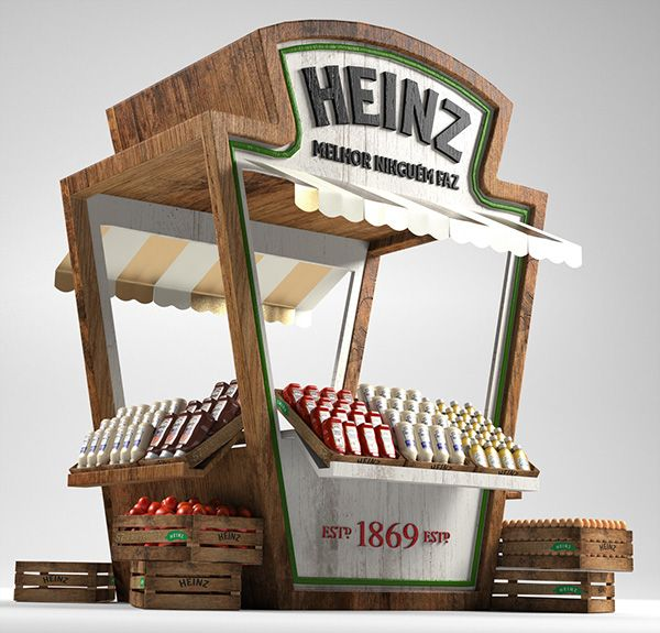 Heinz Melhor Ninguém Faz on Behance