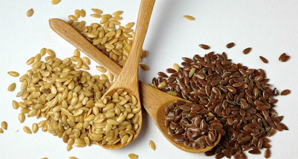 Cleanse Your Body - Flaxseed Flour and Kefir - Burn Fat and Lose 30 Pounds in Just 21 Days with this Marvelous Mixture!