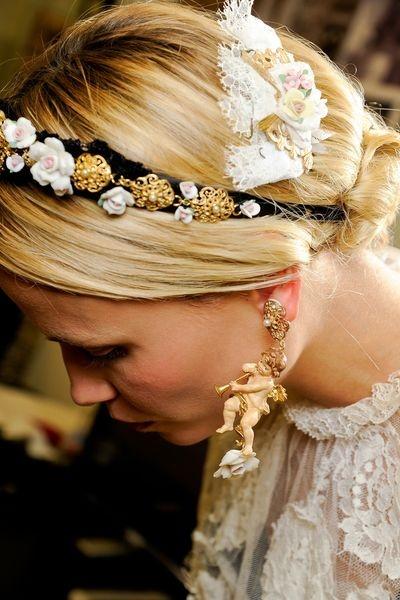 Haaraccessoires Herbst/Winter 2012/13: Die Haaraccessoires der neuen Saison - GLAMOUR