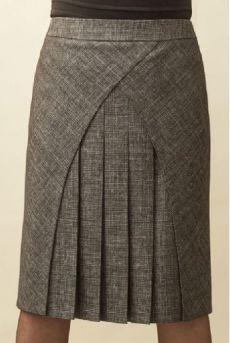 Юбка размер 36-56 (португальский) (Шитье и крой)   Журнал Вдохновение Рукодельницы