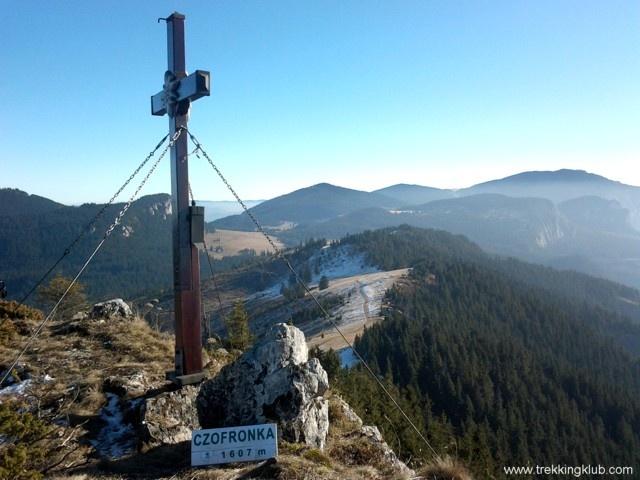 Czofronka 1607 m - #Hasmas_mountains #Transylvania
