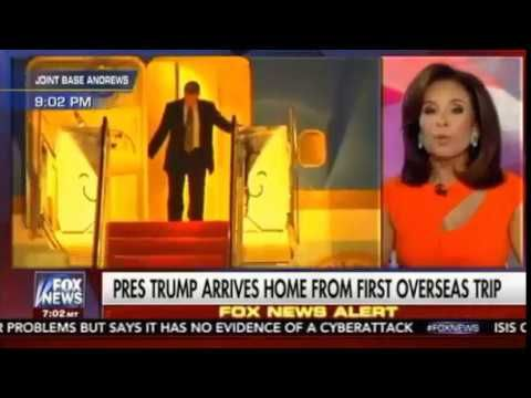 Justice with Judge Jeanine 2017, Breaking News - President Trump Latest News Today - YouTube