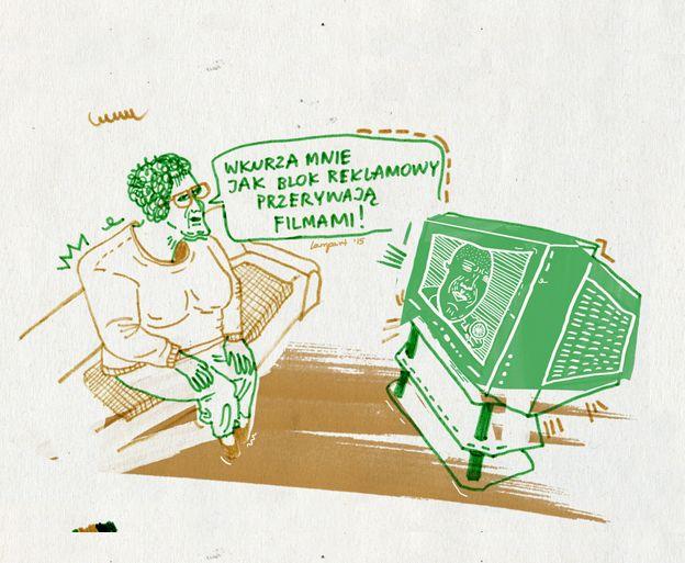 ilustracje lamparta