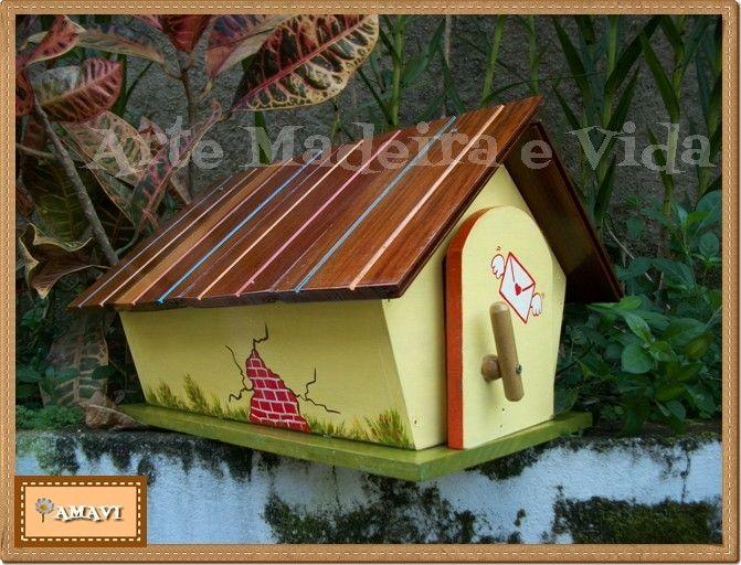 caixa-de-correio-em-madeira-casinha-porta-correspondencia
