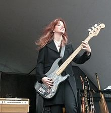 Michael Steele (Runaways / Bangles)