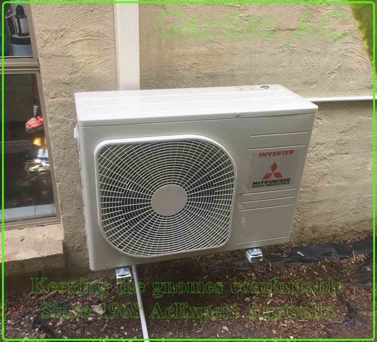 Mitsubishi Air conditioning installations Brisbane gnome air con - keeping garden gnomes cool since 1897