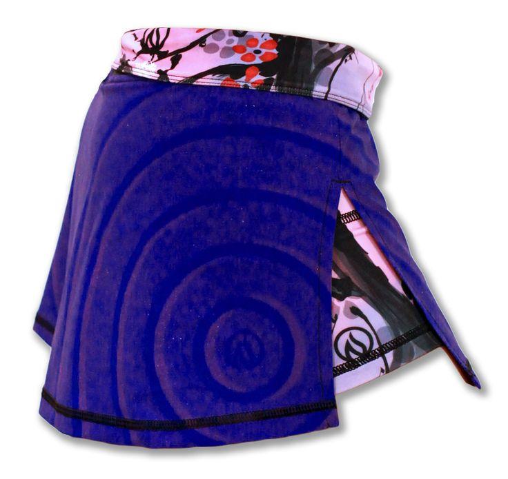 Women's Zen Sports Skirt or Skort for Running, Gym and Workout