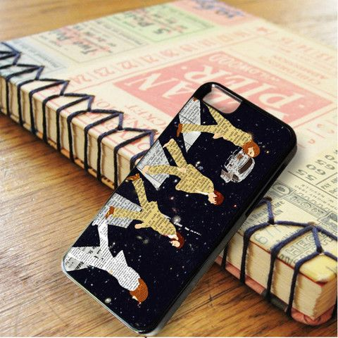 Abbey Road The Beatles iPhone SE Case