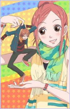 Lovely Complex Another lubey-dubey (as Japanese people say lovey-dovey) anime! :) I am so much like risa. =)