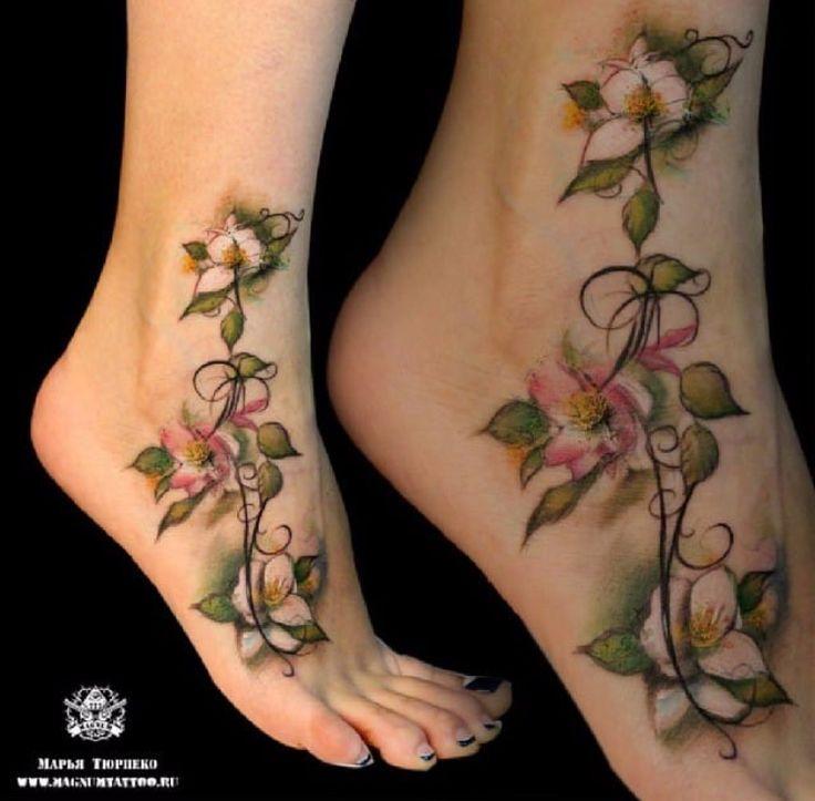 m s de 25 ideas incre bles sobre tatuajes de la flor de jazm n en pinterest tatuaje de jazm n. Black Bedroom Furniture Sets. Home Design Ideas